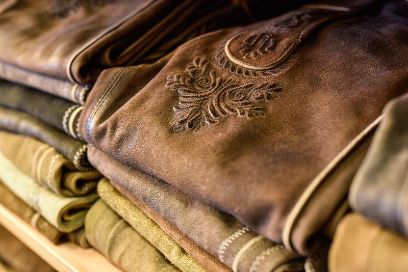 Lederhosen - Trachten Roll